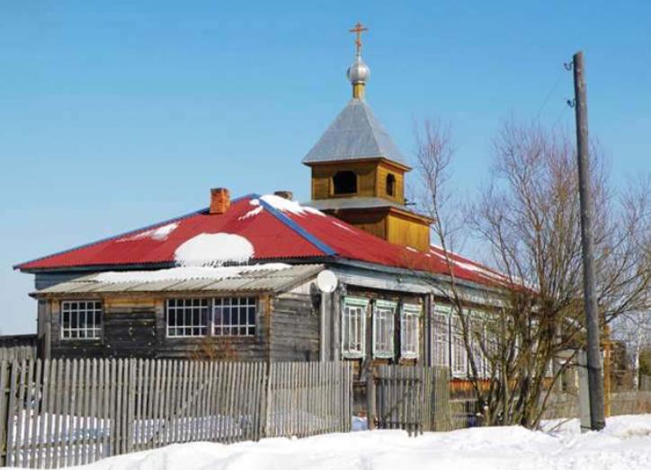 Пятницкий храм в с. Тащилово